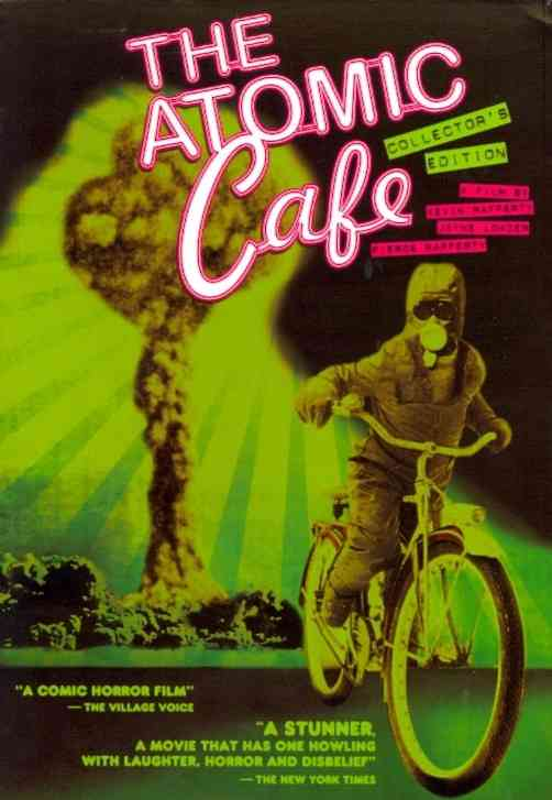 ATOMIC CAFE COLLECTOR'S EDITION BY EISENHOWER,DWIGHT D (DVD)
