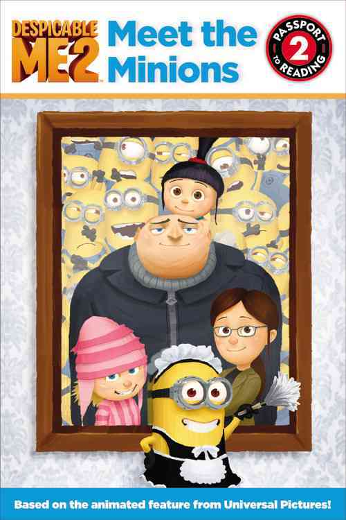 Meet the Minions By Rosen, Lucy